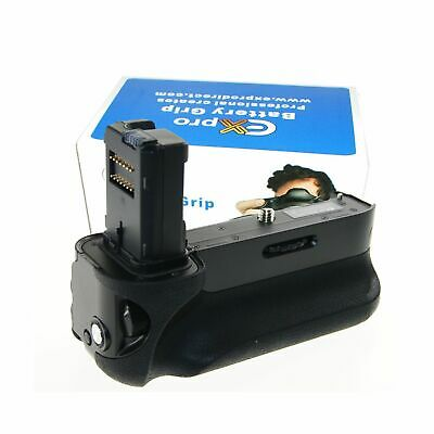 Ex-Pro Vertical Battery Grip for Sony Alpha A7 A7r A7s VG C1EM - UK