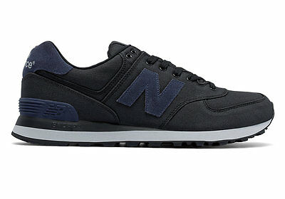 With Sneakers Black New Canvas Classic Balance 574 Waxed Ml574mdc kuOXZilPwT