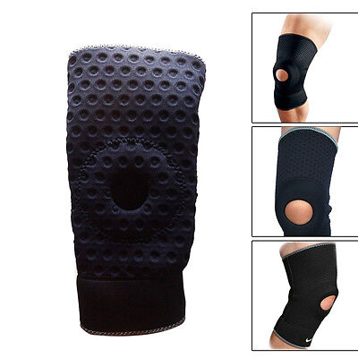 MEDICAL GRADE Neoprene KNEE SUPPORT Open Patella Sleeve Ligament Brace Pad Wrap