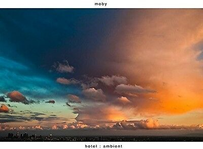 Moby - Hotel Ambient [New CD] UK - Import