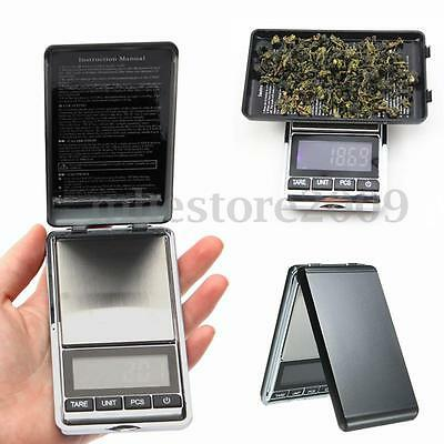 500g/0.01g Mini Pocket Portable Digital Weight Electronic LCD Gold Jewelry Scale