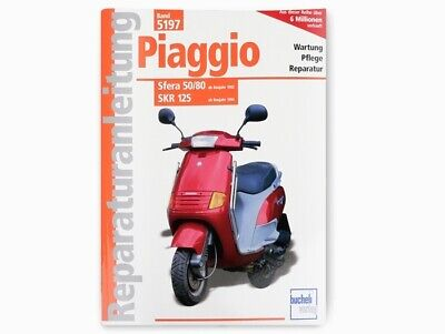 piaggio vespa et4 sfera 125 reparaturanleitung handbuch. Black Bedroom Furniture Sets. Home Design Ideas
