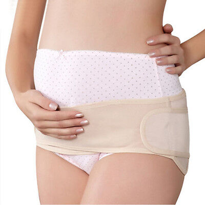 Maternity Support Pregnancy Band Belt Bump Waist Lumbar Lower Strap Prenatal