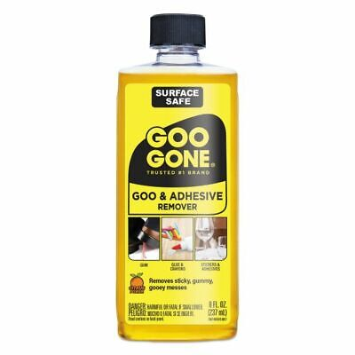 Magic Goo Gone Citrus Solvent 8 oz Bottle 2087 Removes Gum Grease and Tar