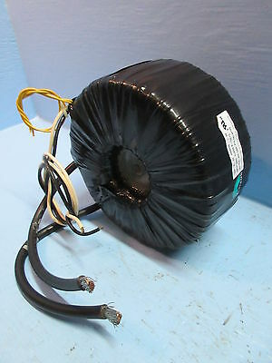 Plitron 7460-S1-03 Toroidal Transformer #200209 280V In 40V 120A Out TRF40120