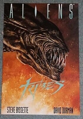 Aliens : Tribes : Hardcover – 1992  by Stephen R. Bissette (Author), David Dorma