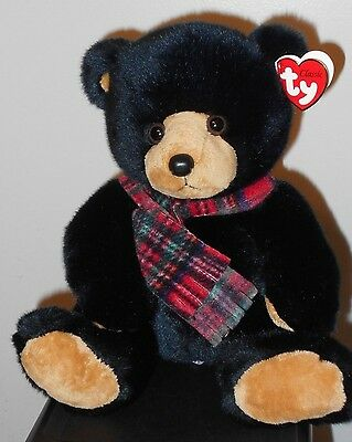 Ty Classic Plush ~ WOODSIDE the Bear (9.5 Inch) ~MWMT'S Stuffed Animal Plush Toy
