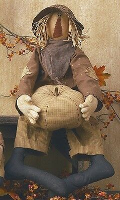 Marvin Harvest Scarecrow Doll