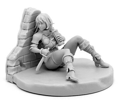 █ 30mm Resin Kingdom Death Beyond The Wall Unpainted Unbuild WH041