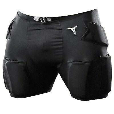 NEW Titin Hyper Gravity Weighted Compression Force Shorts System - X-Small