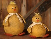 Large Peep Chicks Set