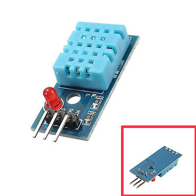 Practical DHT11 Temperature and Relative Humidity Sensor Module for arduino
