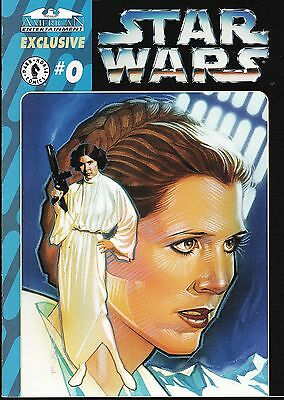 Star Wars No.0 / 1997 American Entertainment Exclusive