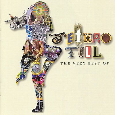 Jethro Tull ( New Sealed Cd ) The Very Best Of / 20 Greatest Hits / Collection