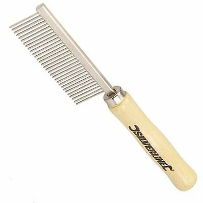 Paint Brush Comb Cleaning Corrosion Resistant Remove Dried Paint Straighten 10A