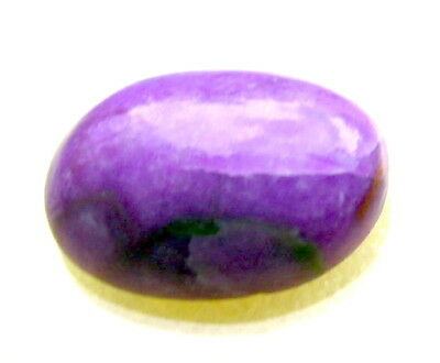Sugilith Cabochon lila Ringstein Collierstein