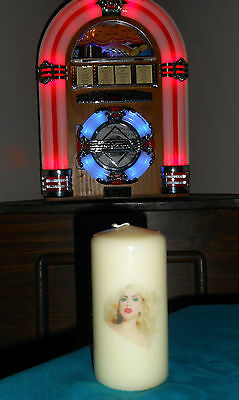 Lady Gaga Candle   Starz Crafts Unique Collection - Limited Edition
