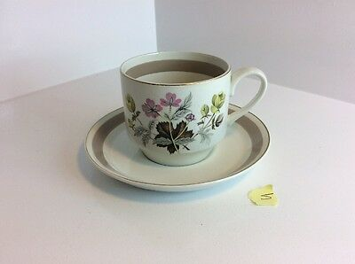 Midwinter Tableware Cup And Saucer