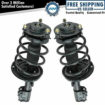 Strut & Spring Assembly Front LH Left RH Right Pair for Avalon Camry ES350