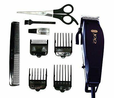 Wahl Nation 100 Series Powerful Electric Clipper Shaver Trimmer Kit 79233-017