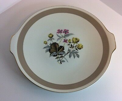 Midwinter Plate ( Cake Plate)