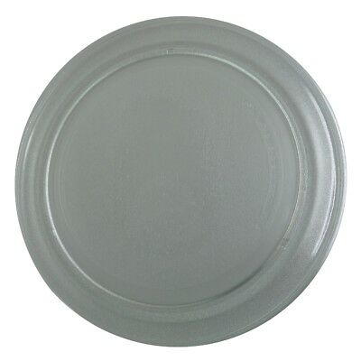 Microwave Glass Plate Tray Turntable for Sharp NTNT-A108 Carousel 14 1/8""