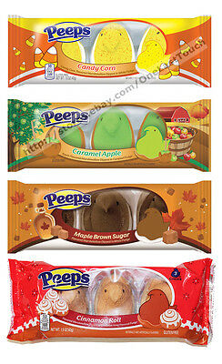 PEEPS 1.5oz Bag MARSHMALLOW CHICKS Limited Edition CANDY Exp. 5/17+ *YOU CHOOSE*