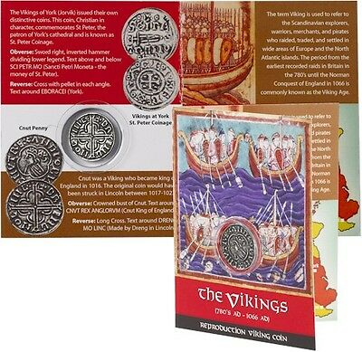 Viking Coin Pack - Cnut Penny