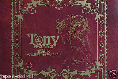 "JAPAN Tony Art: Tony Works Aizouban ""Ciel Syoki Sakuhin Collection"""