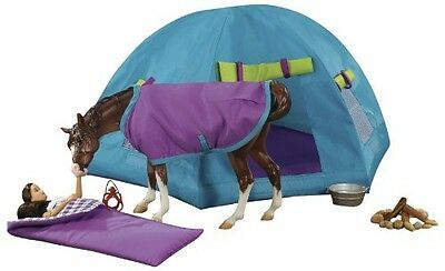 Breyer Backcountry Camping Set - Accessory for Breyer Tradtional Horse Toy