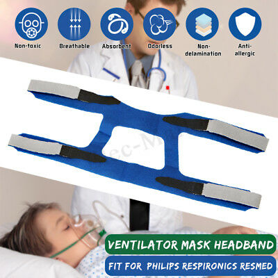 Universal Comfort Headgear Head Band For Respironics Resmed CPAP Ventilator Mask