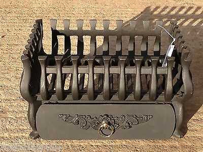 Stovax High Quality Heavy Cast Iron Black Spanish Fire Basket Grate