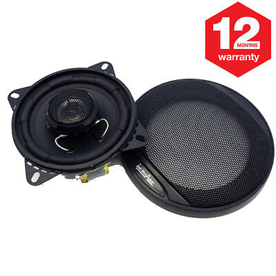 "In Phase SXT1035 2-way Coaxial 10cm 4"" Shallow Mount Speaker Dash Speakers"