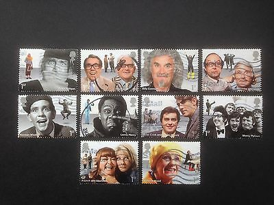 Great Britain 2015 Comedy Greats used Set