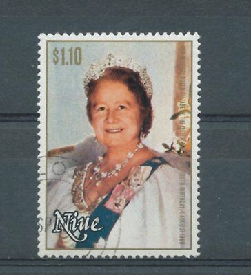 Niue 1980 80th Birthday of the Queen Mother single value used
