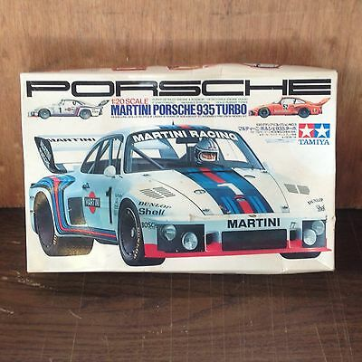 Tamiya Martini Porsche 935 Turbo