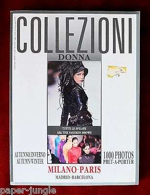 Collezioni #28 ~ Fashion Ready To Wear Fall/Winter 1992/1993 ~ Paris Collections