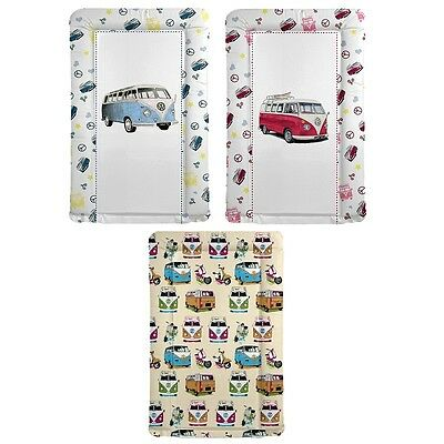 Baby Changing Mats Campervan Three Designs To Choose From (Fully Wrapped)
