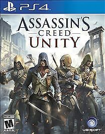 Assassin's Creed: Unity - Sony Playstation 4 Game - Complete
