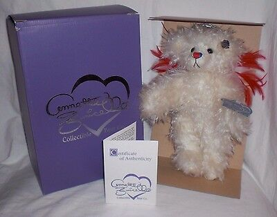 Annette Funicello Collectible Bear Co. ANGELINA MILLENA Limited Edition NIB