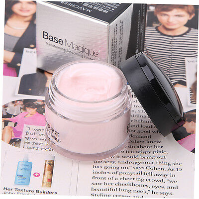 Smooth Silky Face Skin Makeup Primer Invisible Pore Wrinkle Cover Concealer LK
