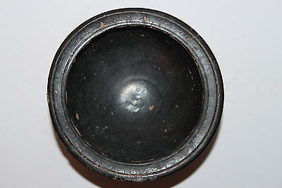 QUALITY ANCIENT GREEK  HELLENISTIC POTTERY SALT DISH 3rd Century BC