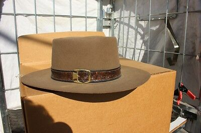 37-4 BRAND NEW Stetson 4X Beaver 6 7 8 made in USA western hat ... ce69baac7e1