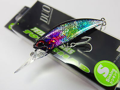 DUO - TETRA WORKS TOTO SHAD 48S 4.5g GOA0222 POISON CANDY