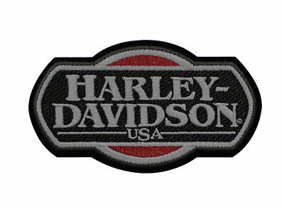 Harley Davidson Ultra Hd Vest Patch ** Made In Usa ** Retired Design