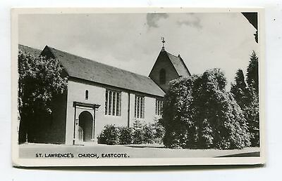 Eastcote, Middlesex - St Lawrence's Church - c1960's postcard