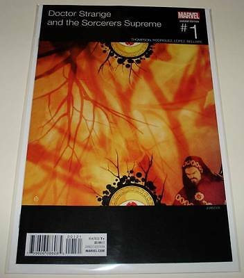 DOCTOR STRANGE & The SORCERERS SUPREME # 1  Marvel Comic   NM  HIP HOP VARIANT
