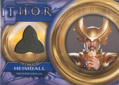 "Thor The Movie - F5 ""Heimdall"" Costume Card"