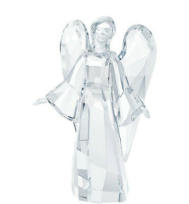 $399 Swarovski Clear Crystal LARGE Christmas Figurine ANGEL SOPHIA #5058741