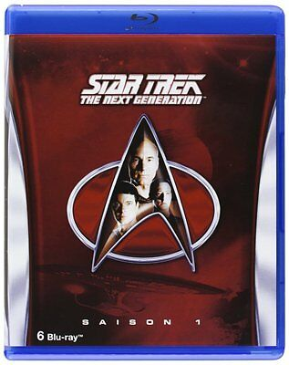 Star Trek - The Next Generation - Staffel Season 1 Blu-ray Deutscher Ton NEU OVP